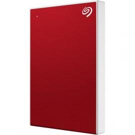 "Внешний жесткий диск 2.5"" Seagate 1TB Backup Plus Slim, Red"