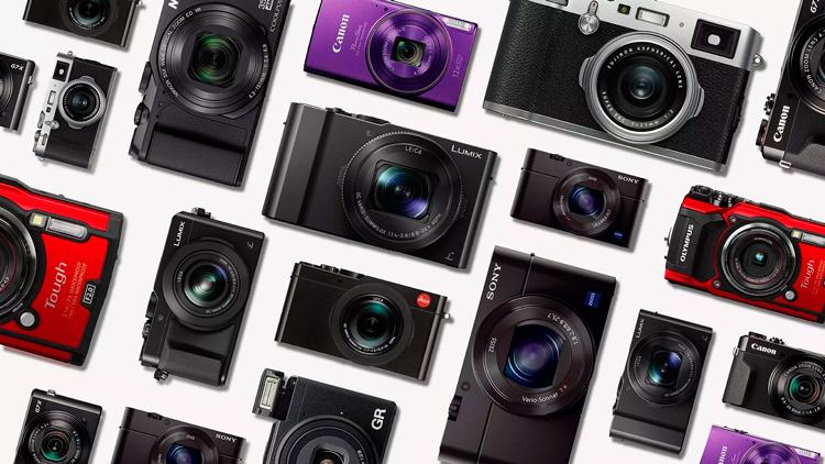 Цифровые компактные фотоаппараты