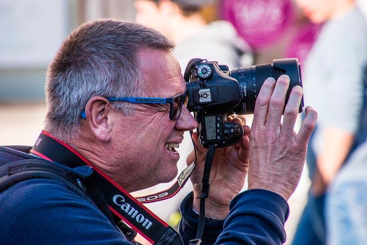 Зеркальные фотокамеры