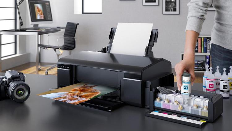 Купить струйный принтер с доставкой по Москве