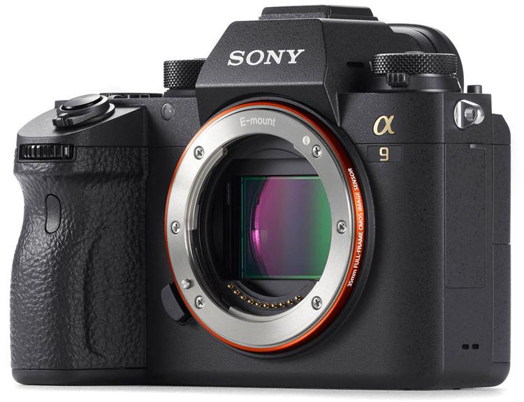 Системный фотоаппарат со сменной оптикой