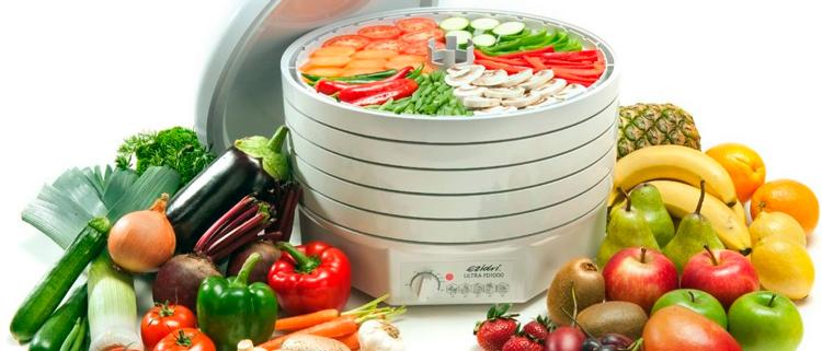 Электрические сушилки для овощей и фруктов